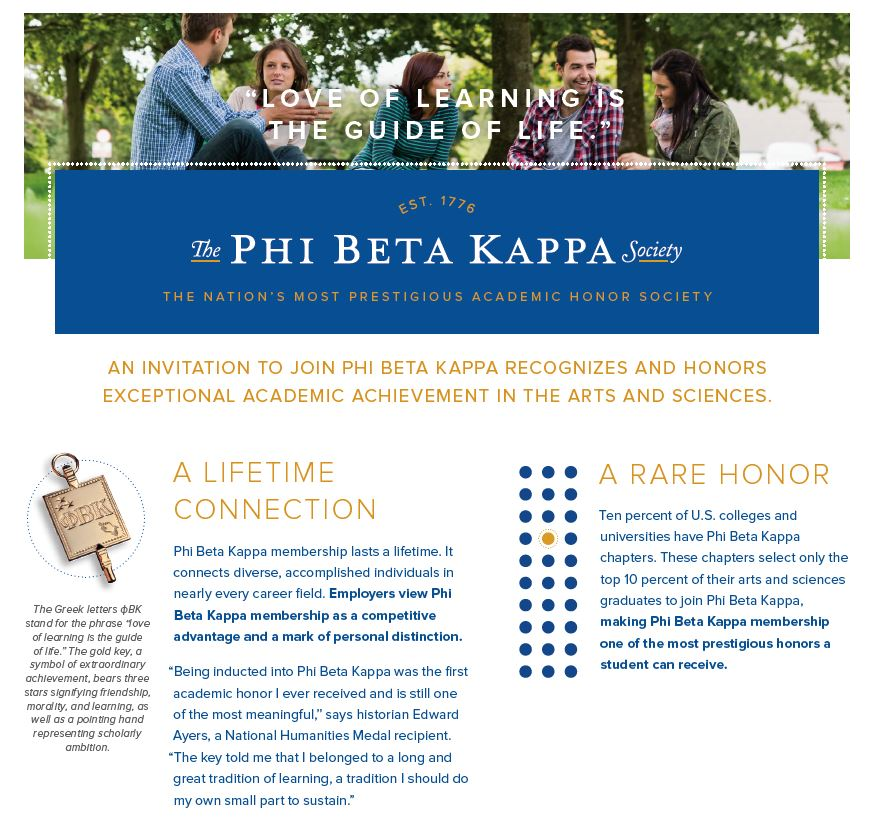 Phi Beta Kappa Alpha Of North Carolina